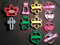 11 New Cookie Cutters