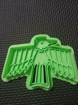 3D Printed Cookie Cutter Inspired by the '68 Pontiac Firebir