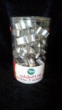 Wilton 40 Holiday Cookie Cutters