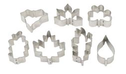 Mrs. Anderson's 42111 Leaf Cookie Cutters, Set of7