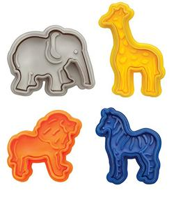 Mrs. Anderson's Baking Animal Cracker Cookie Cutters, Set