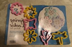 Baking with G&S 6-pc. Spring Cookie Cutter Set