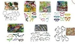 Cookie Cutter Sets Home Baking Tools Zoo Dinosaur Baby