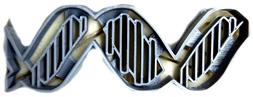 DNA HERIDITARY MATERIAL GENES CELL MOLECULE TWO CHAINS COOKI
