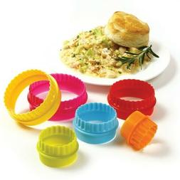 Norpro Dual Sided Biscuit / Cookie Cutters     ~~FREE SHIPPI