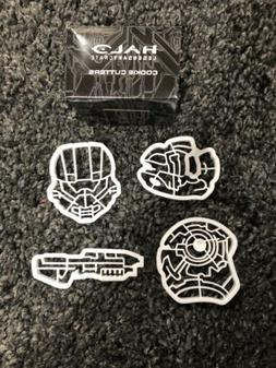 Halo Cookie Cutters - Loot Gaming Crate New