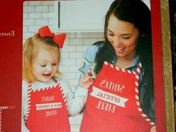 Kate & Milo Deluxe Holiday Cookie Baking Set Adult & Child A