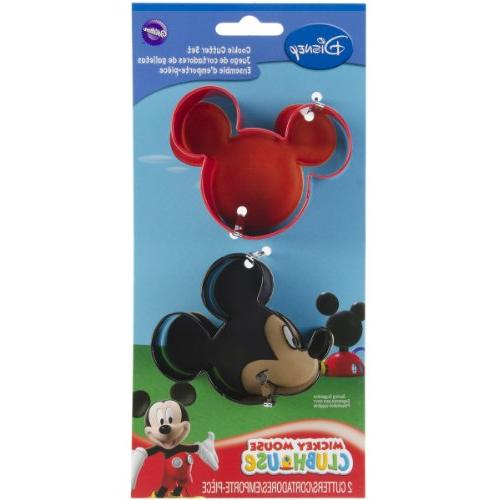 cookie cutter set mickey mouse