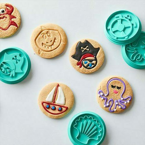 under the sea cookie cutters 100072 free