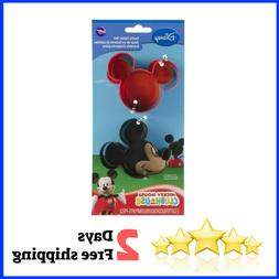 Mickey cookie Wilton Mickey Mouse Cookie Cutter Set 2 shaped