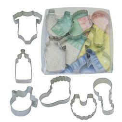 New Baby/baby Shower new Arrival Shaped Cookie Cutter Set -