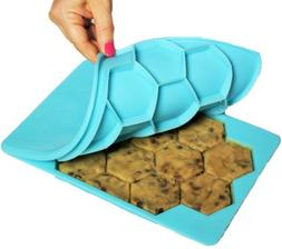 Shape+Store The Smart Cookie Innovative Cookie Cutter and Fr