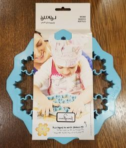 Snowflake Cookie Cutter by Lekue