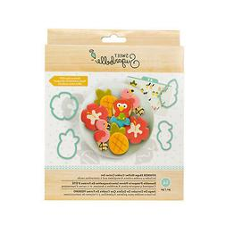 American Crafts Sweet Sugarbelle Summer Cookie Cutters Templ