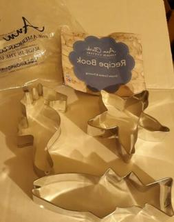 under the sea cookie cutter set 3